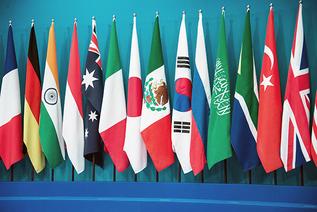 Bundeskanzlerin Angela Merkel: Teilnahme am G20-Gipfel in Brisbane 2014